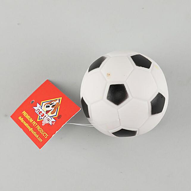 Online White Foot Ball