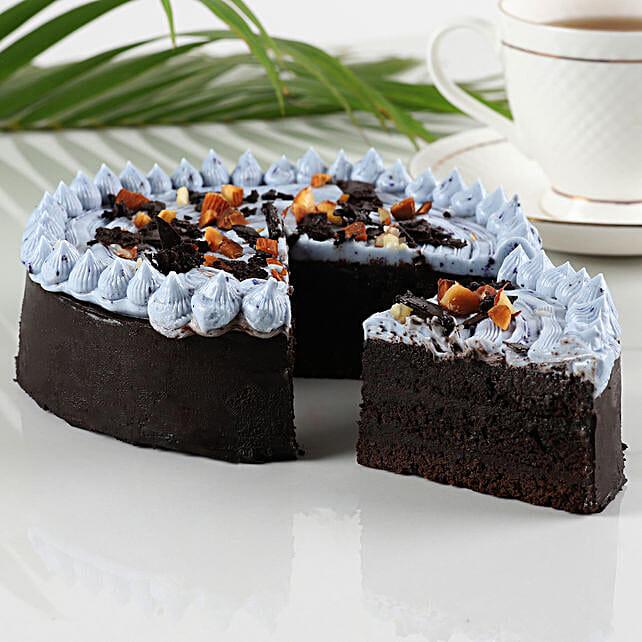 Wild Berry Keto Cake:Gluten Free Desserts