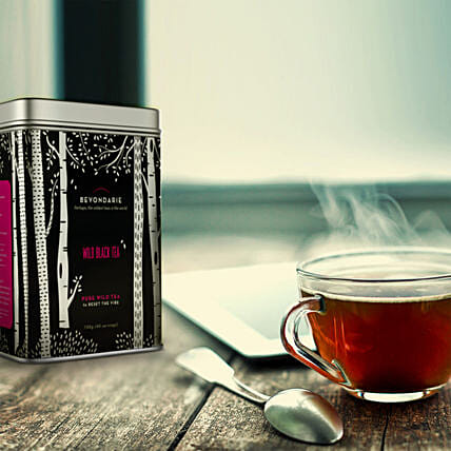 Wild Tribe Black Tea 100 Gms