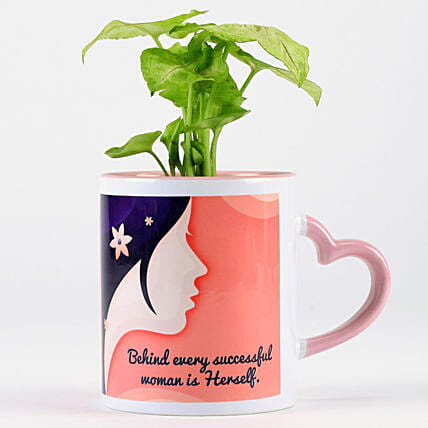 syngonium plant for womens day