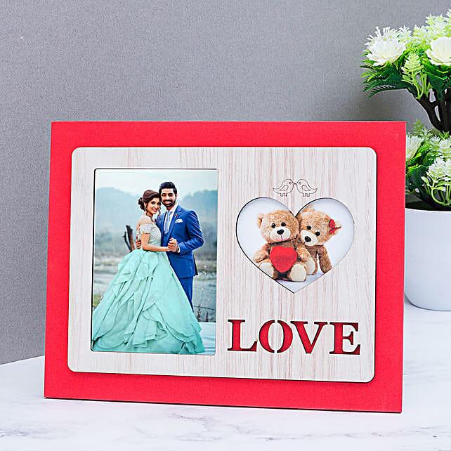 online wooden photo frame:Wedding Special Photo Frames