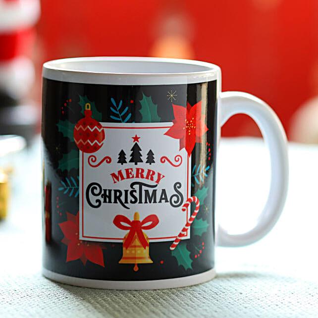 Online Xmas Themed Mug