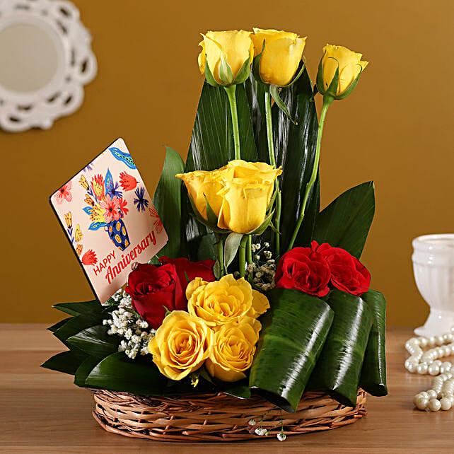 Online Anniversary Flowers