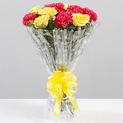 Bunch of Carnation Online for Him