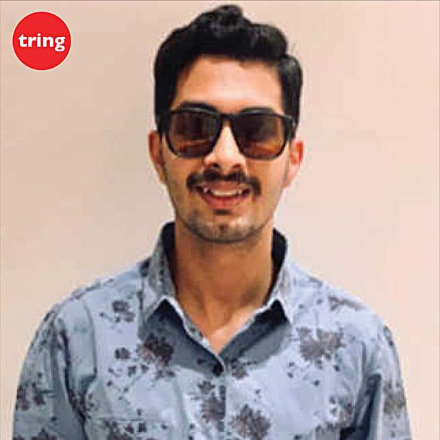 Yuvraj Chopra Personalised Recorded Video Message