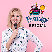 Birthday Songs On Video Call By Female Singer