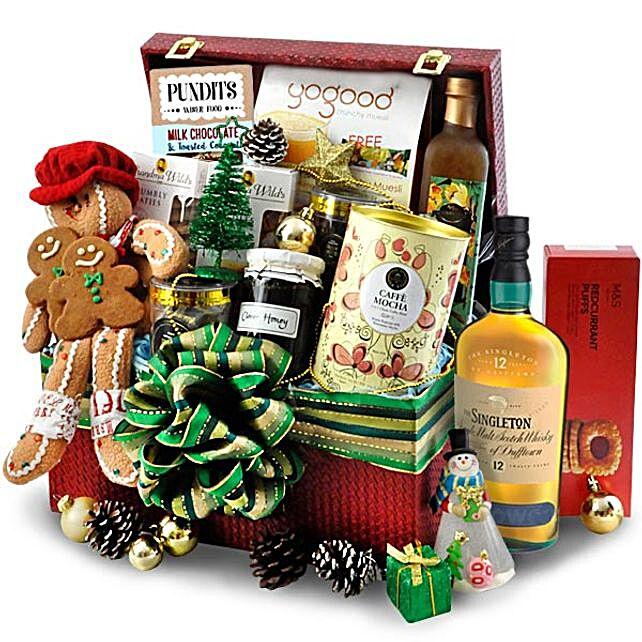 Dornoch B Christmas Hamper