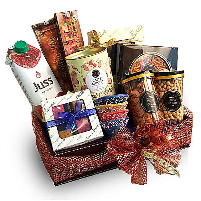 Energizing Diwali Food Gift Hamper