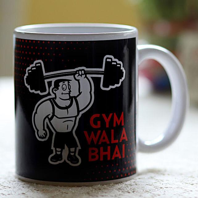 Online Printed Mug:Send Bhai Dooj Gifts to Malaysia
