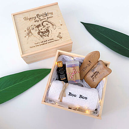 Personalised Gift Set For Her