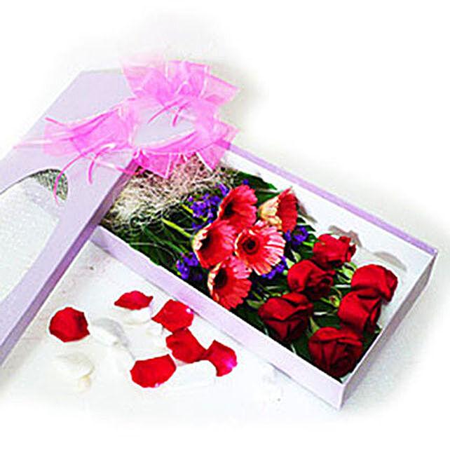 Ravishing Flower Box