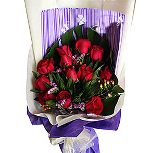 Red Ravishing Beauty