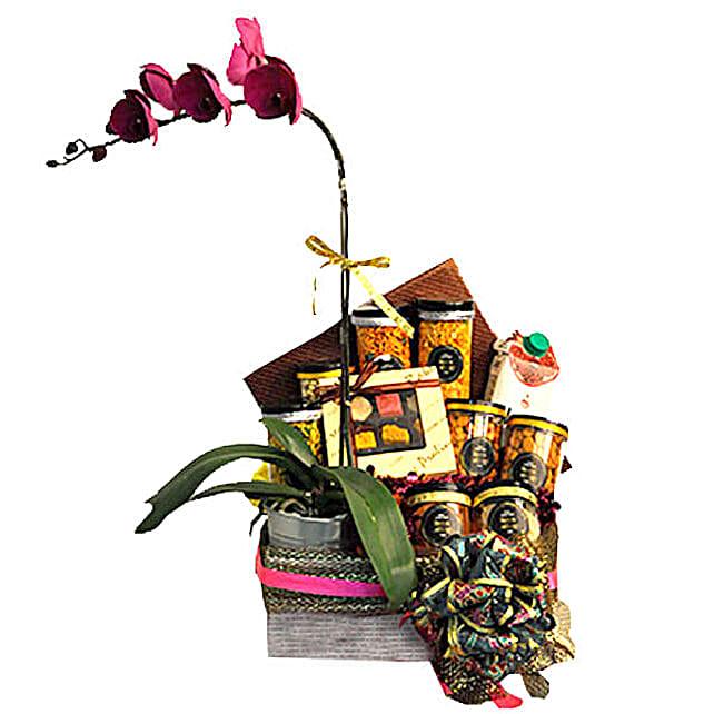 Relishing Munch For Diwali Celebration:Lilies to Malaysia