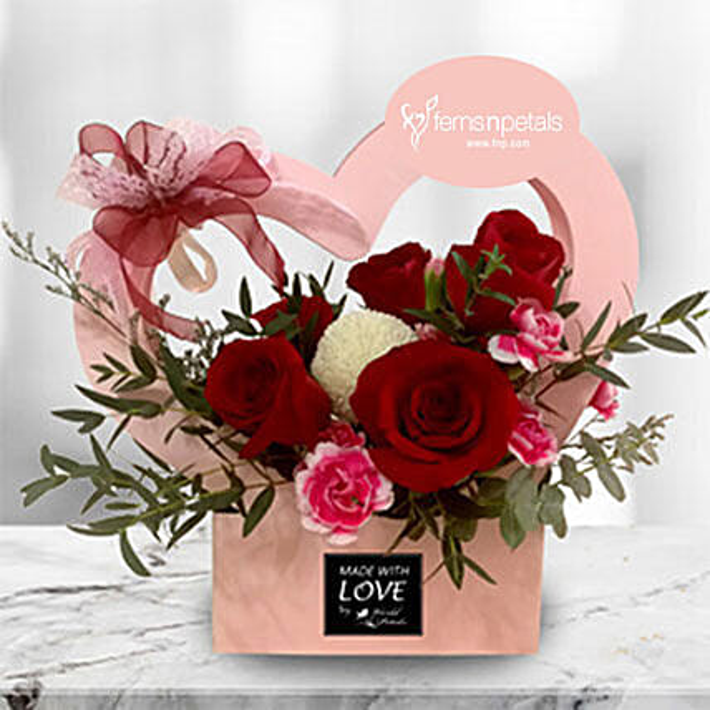 The Love Flower Box