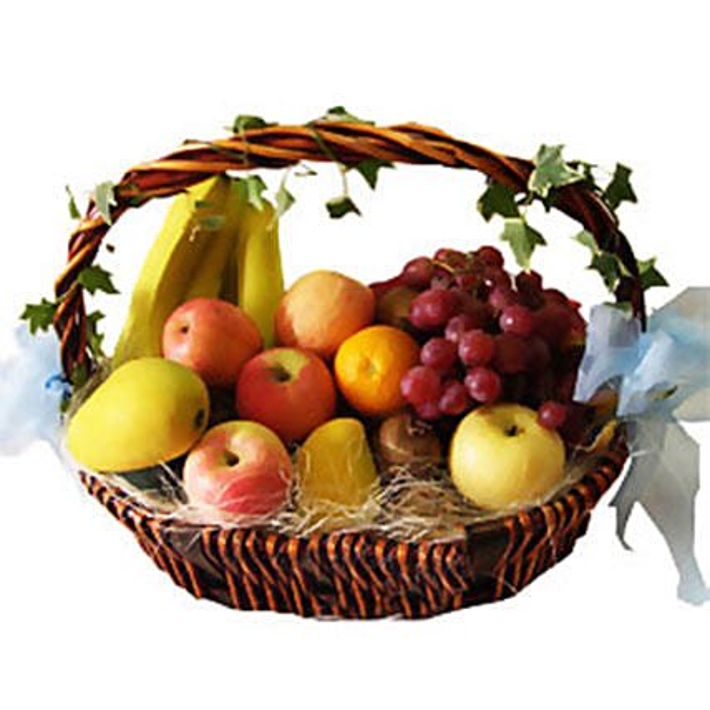 Enjoy Fresh Fruits:Send Fruit Baskets to Malaysia