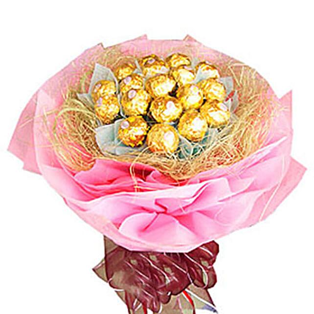 Nest Of Ferrero Rocher