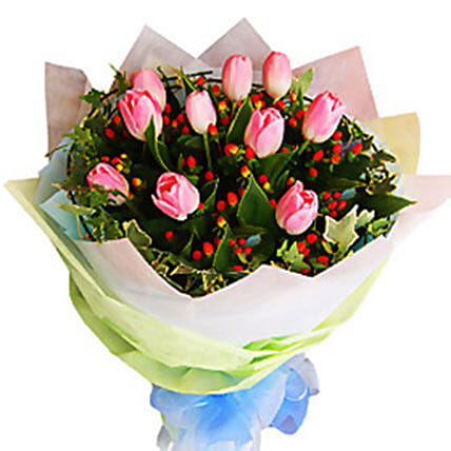 Perfect Tulips