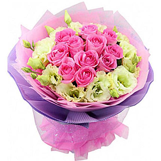 Pink Bouquet Beauty