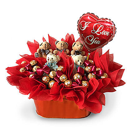 Sweet And Simple:Order Chocolates in Malaysia