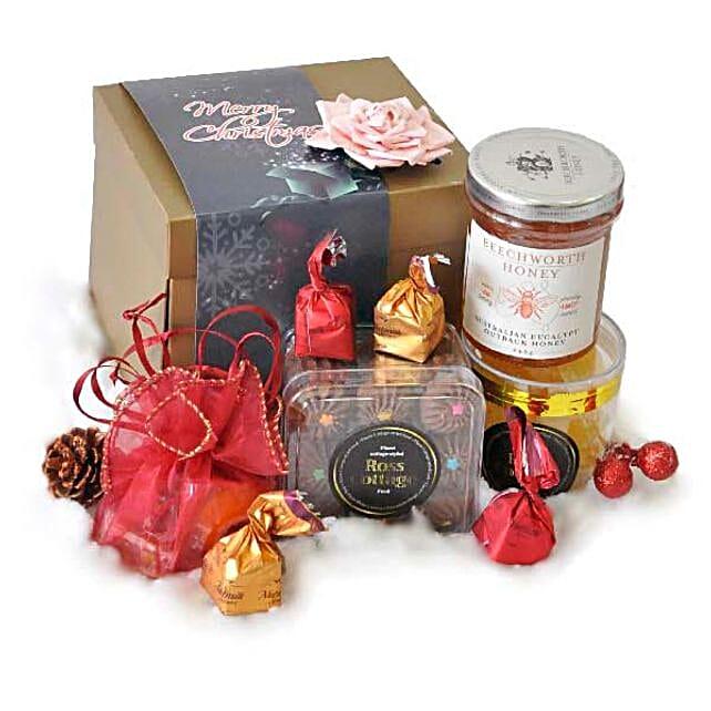 Oakleaf Christmas Gift Set
