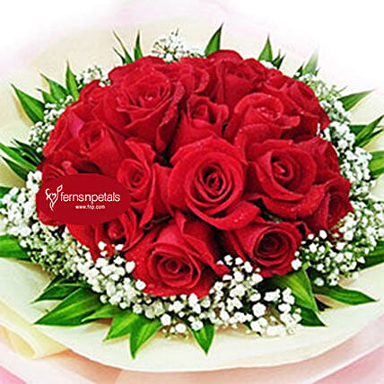 Kiss Me:Send Forever Roses to Malaysia