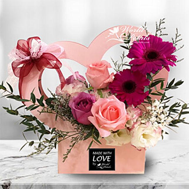 Pink Magic Floral Arrangement