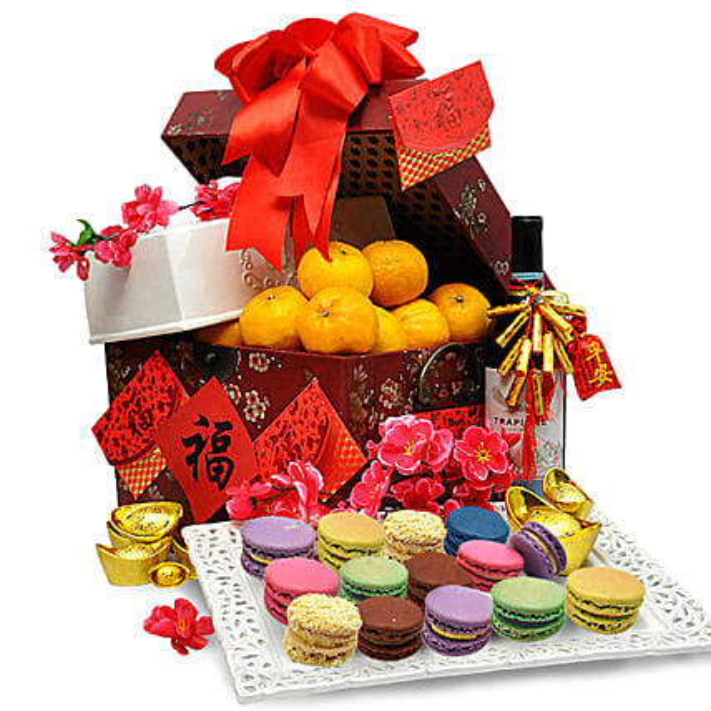 Sweet Golden Amity Box