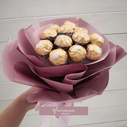Special Chocolate Bouquet