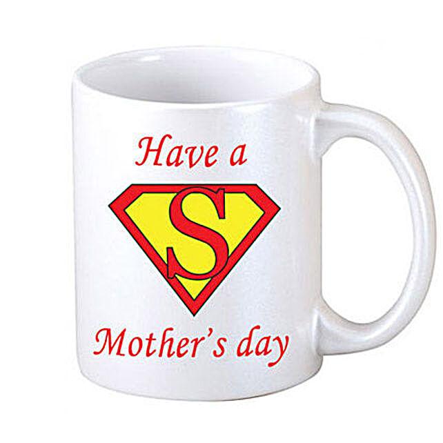 Super Special Mommy Mug-printed white ceramic coffee mug