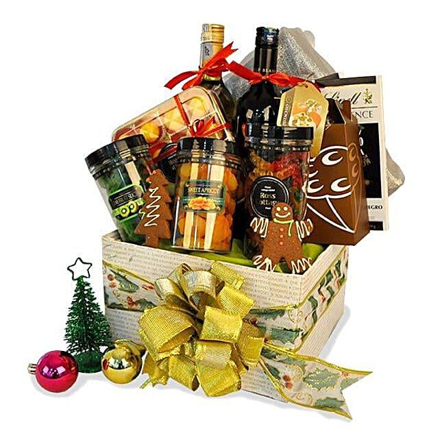 Garrett Christmas Hamper Gift:All Gifts
