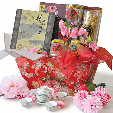 Good Life Treats Hamper:Mothers Day Gift Delivery in Malaysia