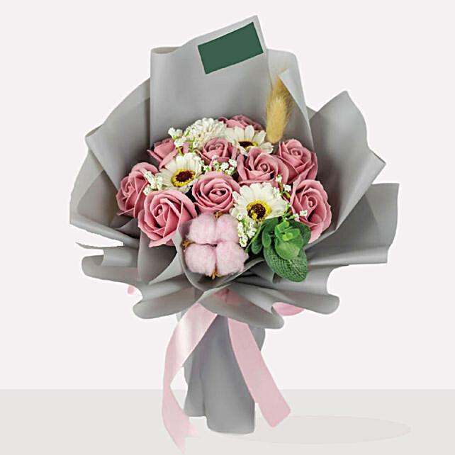 Braullia Soap Bouquet