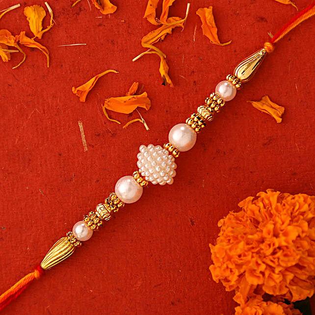 Elegant And Mauli Rakhi