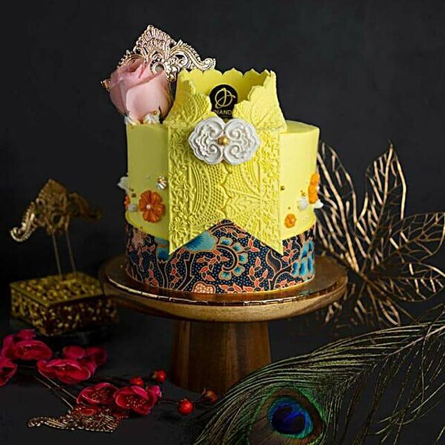 Baju Kebaya Designer Cake