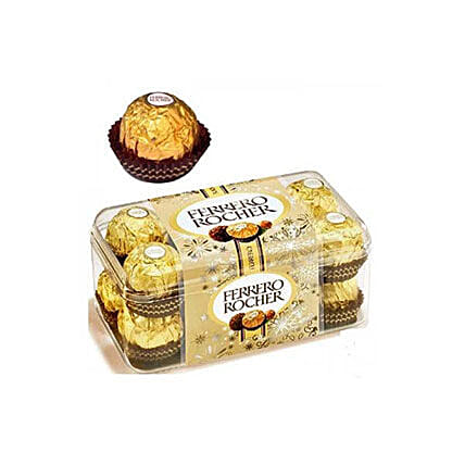 Ferrero Rocher Chocolates 16:Corporate Hampers to Mauritius