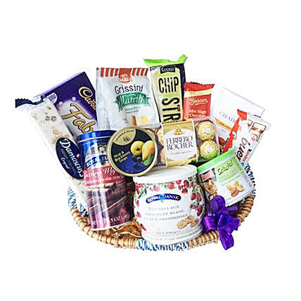 Happy Hamper:Mauritius Gifts  Delivery