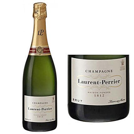 Laurent Perrier Champagne:Get Well Soon Gift Delivery Mauritius