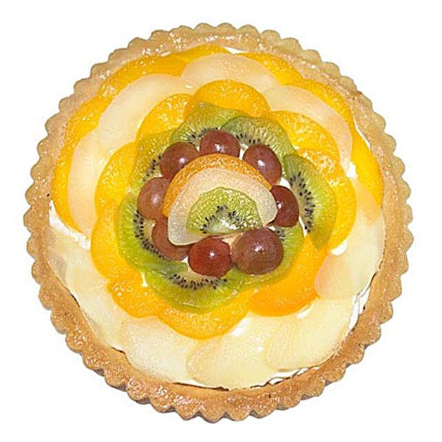 Refreshing Fruit Tart