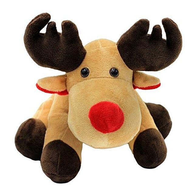 Reindeer Soft Toy