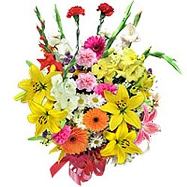 Evening Elegance-mor:Send Flowers to Morocco