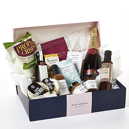 Appetizing Gift Hamper:Christmas Gifts Delivery In New Zealand