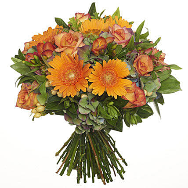 Bright Citrus Bouquet