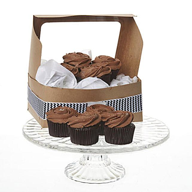 Choco Express Cupcakes