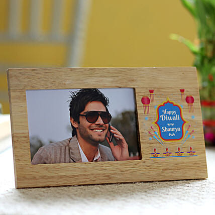 customised photo frame for diwali online:Diwali Gifts to New Zealand