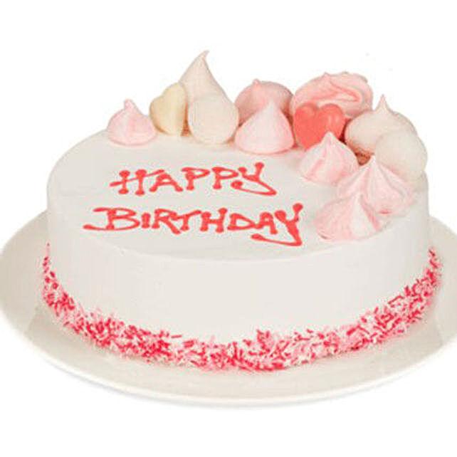 Premium Pink cake