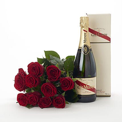 Rouge Rose N Champagne Gift Set