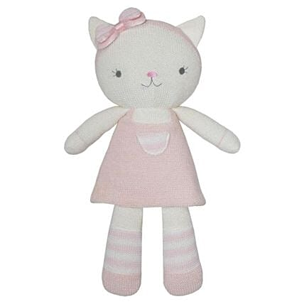 Cuddly Cat Soft Toy:Romantic Gifts to Nz