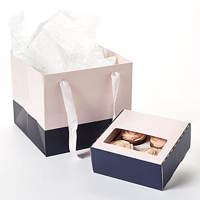 Hawkes Bay Peach Cupcakes