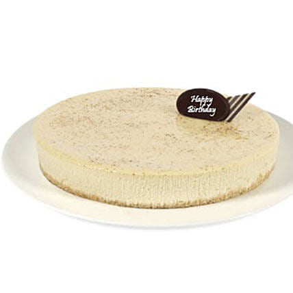 Vanilla Cheesecake:Cake Delivery in New Zealand