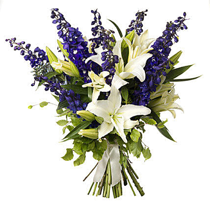 Nautical By Nature:Funeral Flowers to New Zealand